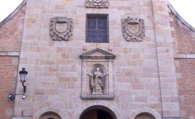 Arte Sacro Teresiano y otras actividades de la mística en Alba de Tormes (Salamanca)