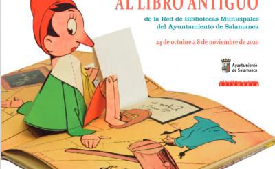 Homenaje al libro antiguo en Salamanca (online)