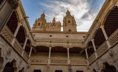 Próximas actividades culturales en la Casa de Las Conchas de Salamanca